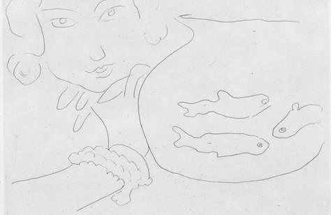 Matisse, Drawing Life