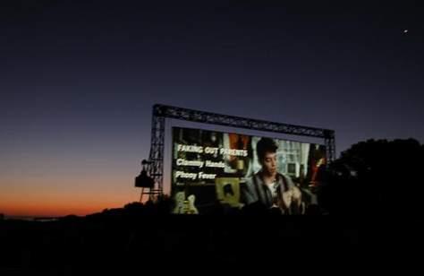 Ford Focus Moonlight Cinema