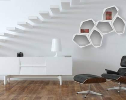 Modular BUILD Blocks Create Unique and Flexible Shelving