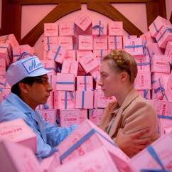 'The Grand Budapest Hotel' at Fed Square