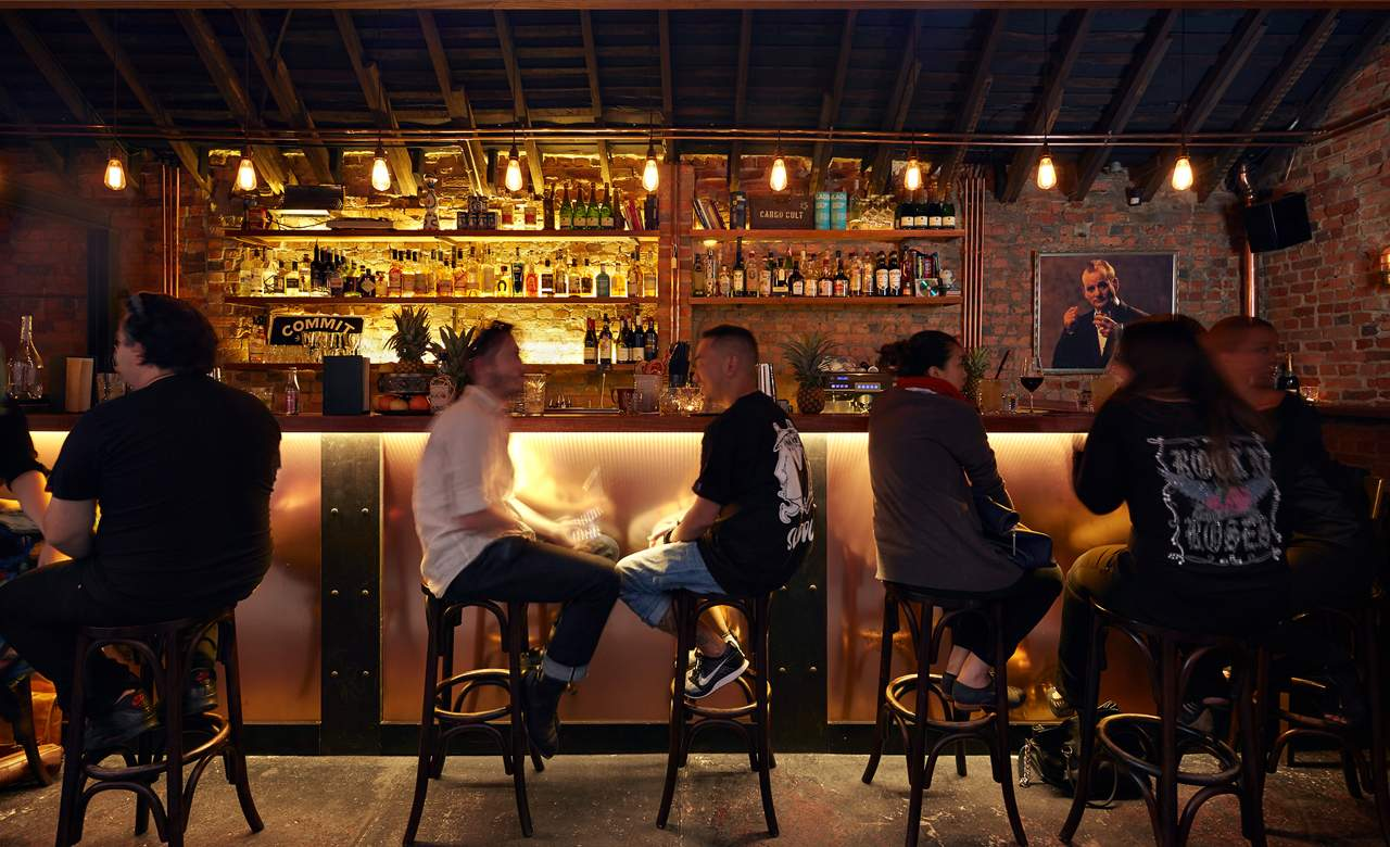 The Best Bars in the Melbourne CBD