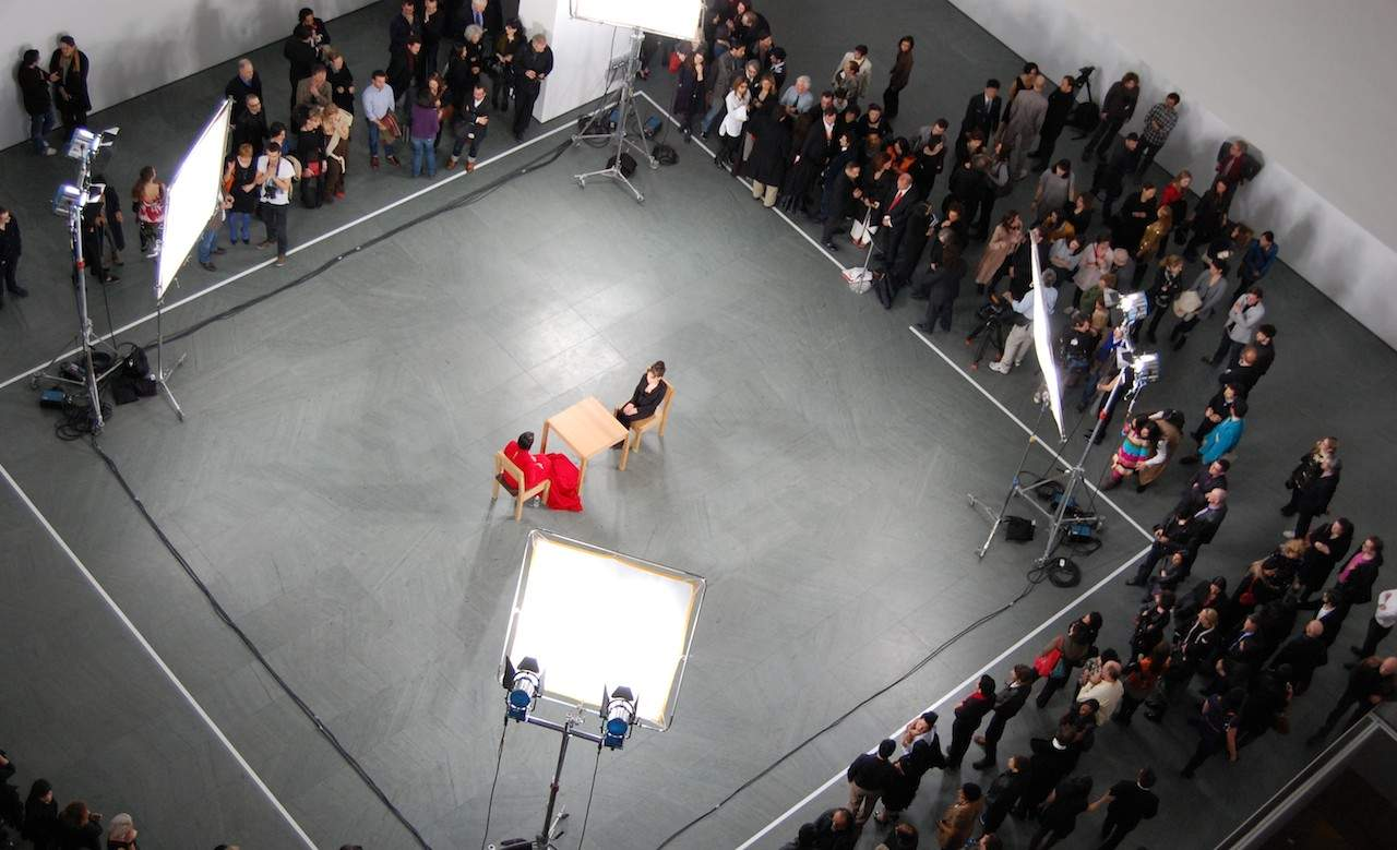 Understanding the Work of Marina Abramovic in Five Phases