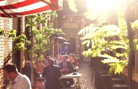 Melbourne's Best Outdoor Bars, Restaurants and Cafes