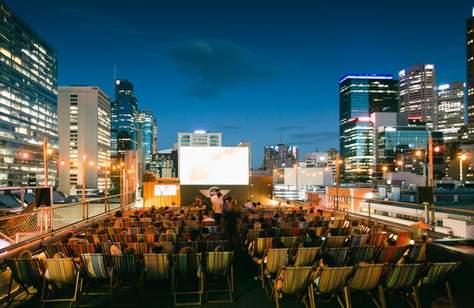 Rooftop Cinema 2018–19