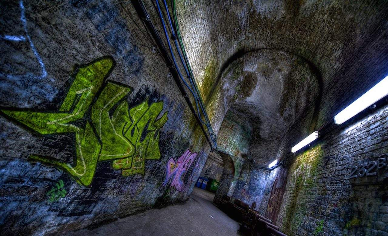 London's Abandoned Tunnels Will Play Host to an Immersive Goosebumps Theatre Experience