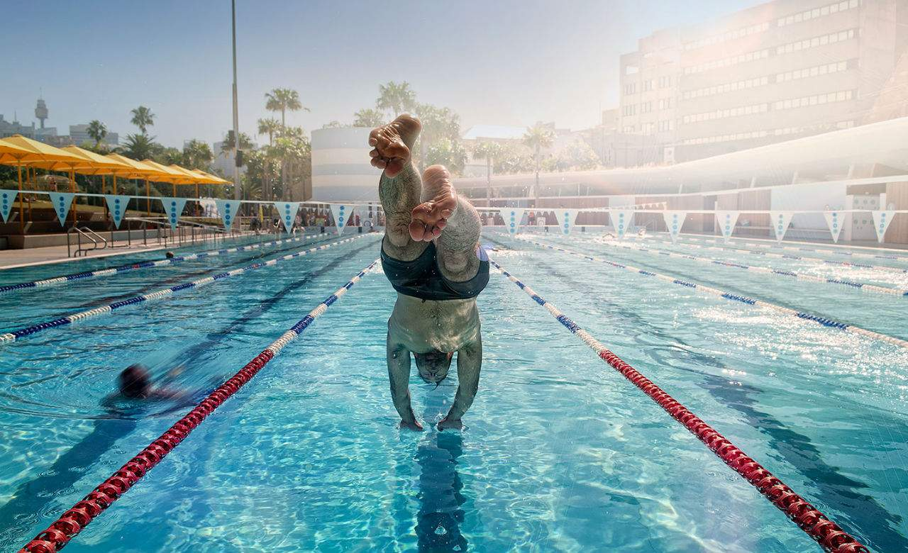 Try Sydney's City Pools For Free This Summer