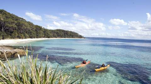 A Weekender's Guide to Jervis Bay