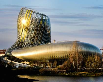 A Ten-Level Wine Museum Just Opened in France