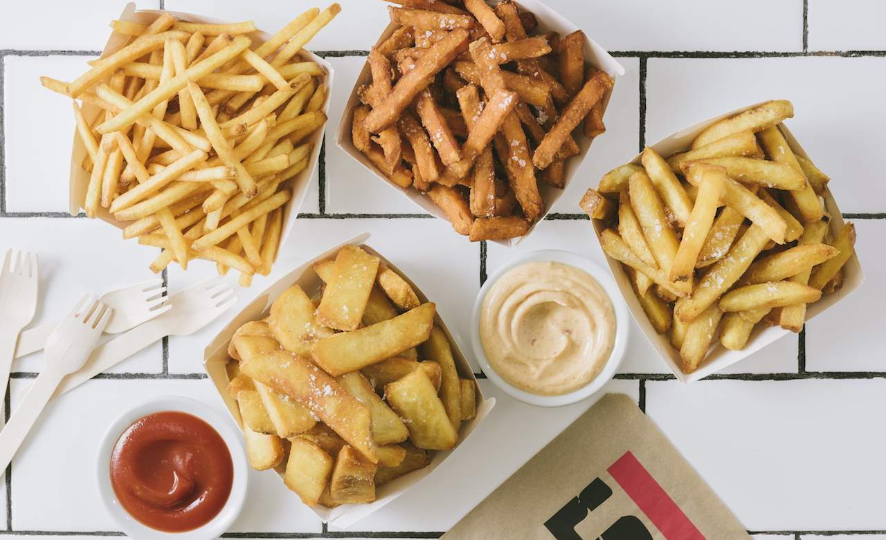 Plant-Based Chippery Lord of the Fries Has Opened in Wellington