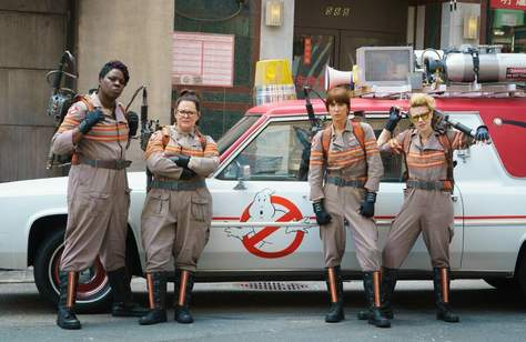 Movies in Parks: Ghostbusters