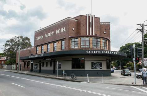 Golden Barley Hotel