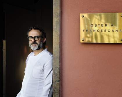 The World's Best Chef Massimo Bottura Is Opening a Restaurant in Sydney