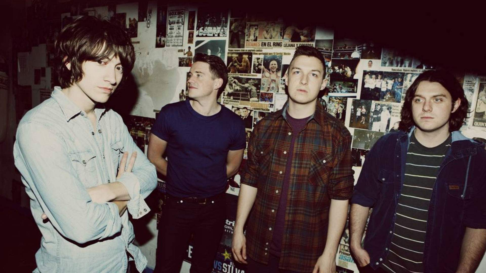 Sydney's Getting an Arctic Monkeys Pop-Up Store and Mini Film Festival
