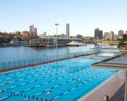 You Can Try Sydney's City Pools For Free This Summer