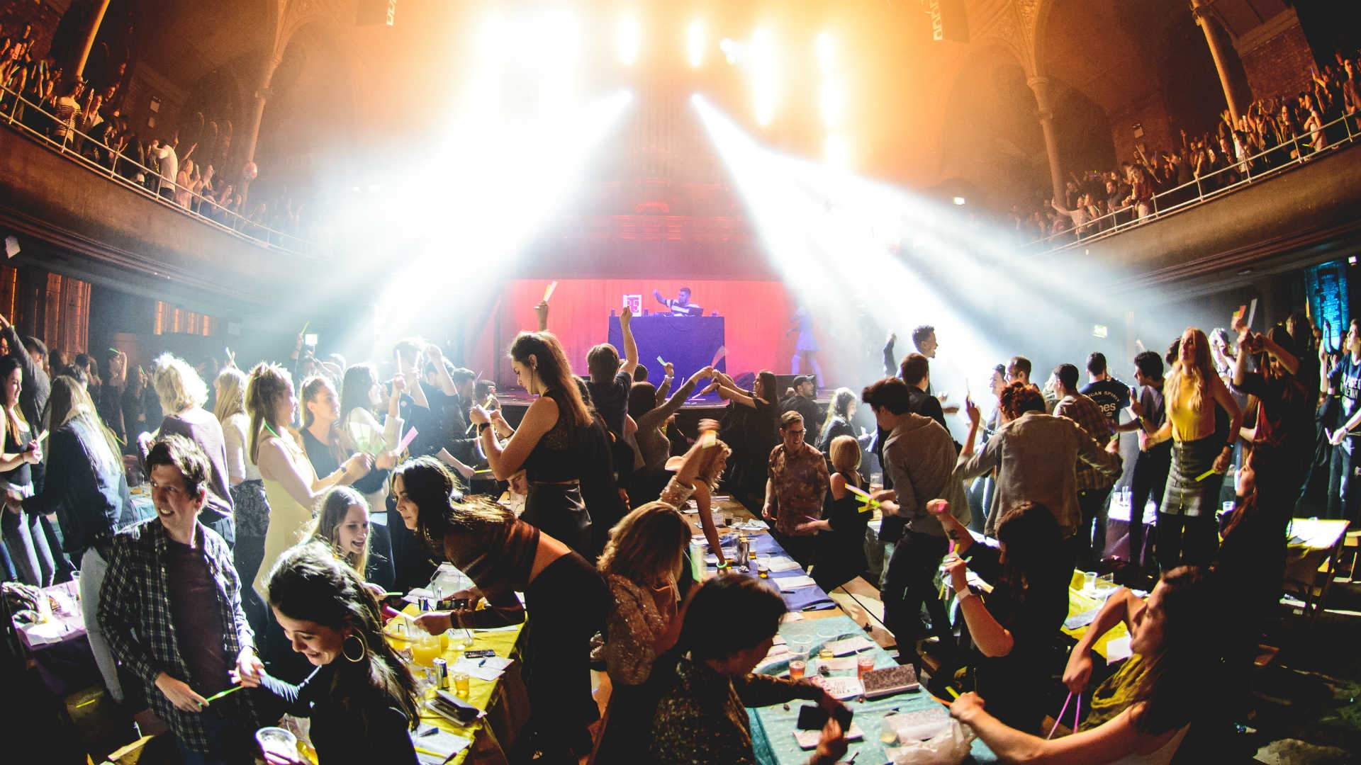 The UK's Insanely Popular Bingo Rave Is Coming to Brisbane