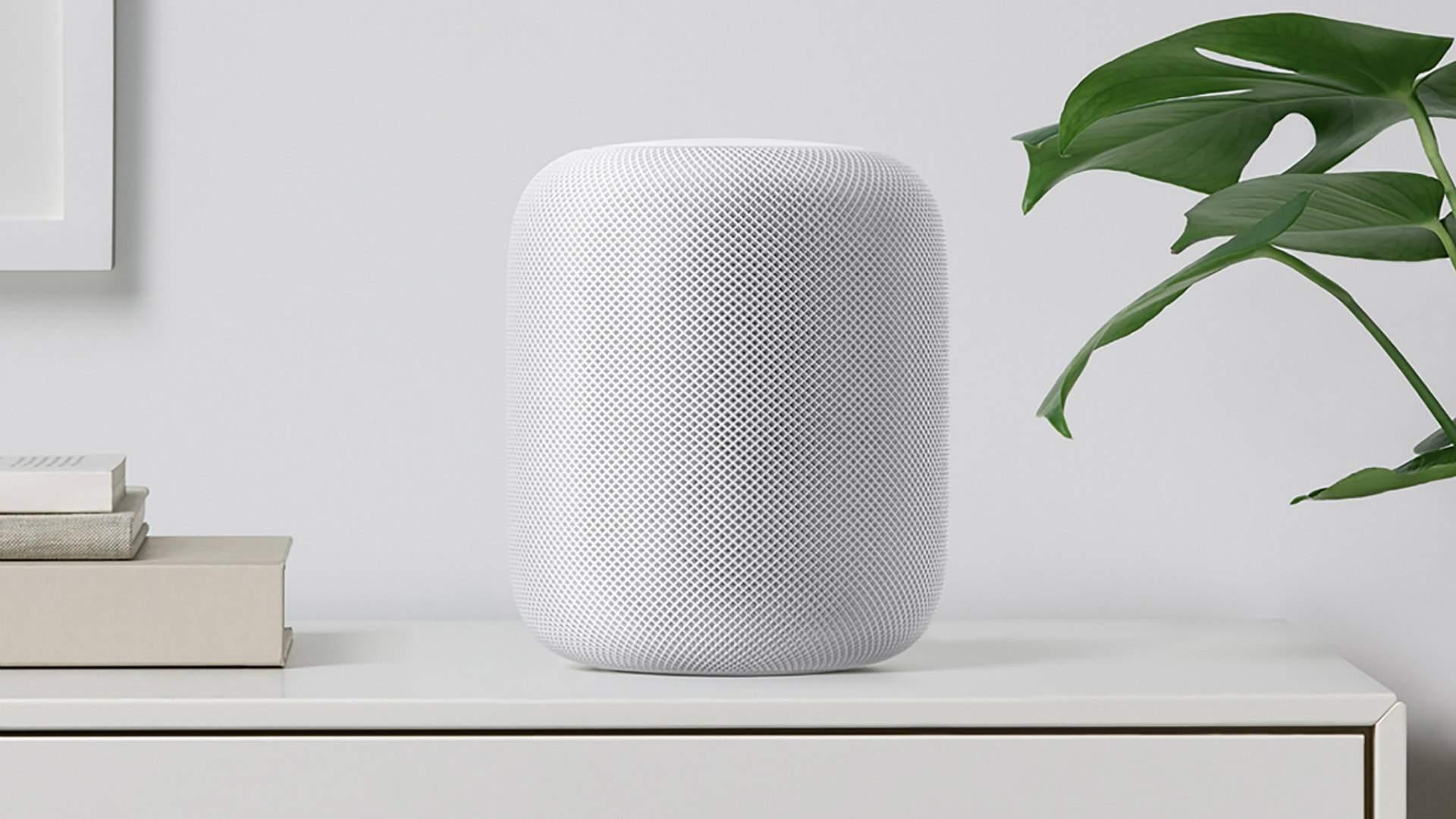 How Apple's New HomePod Smart Speaker Works