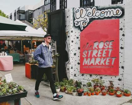 The Rose Street Market