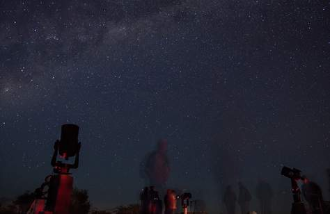 Stargazing at South Bank 2019