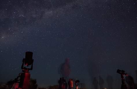 Stargazing at South Bank 2019