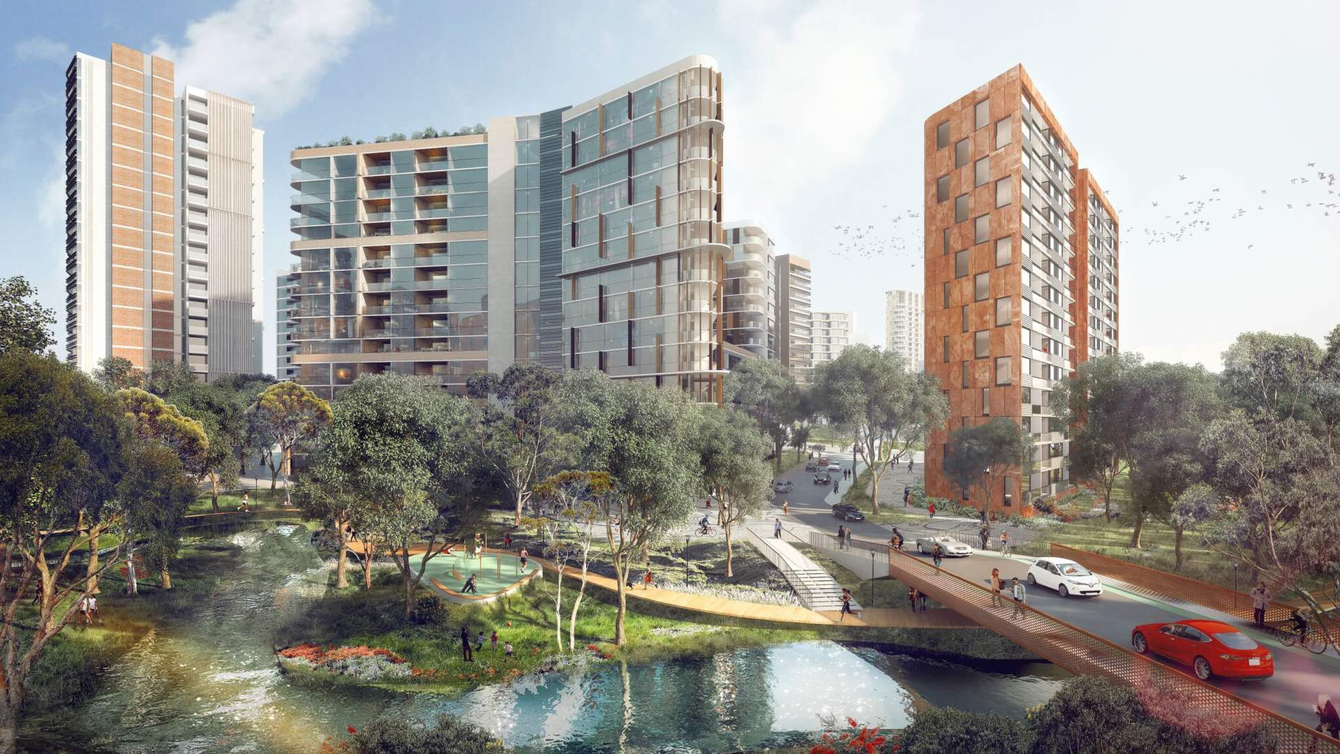 This New Sydney Development will Include a Large Chunk of Social and Affordable Housing