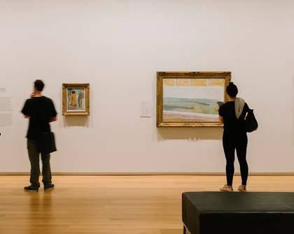 She Claims: Art Matters