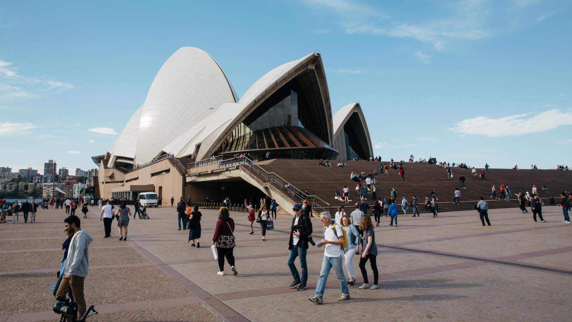 The Sydney Opera House Is Now Slinging Two-for-One Ticket Specials Every Wednesday Night