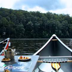 Canoes, Champagne and Canapes