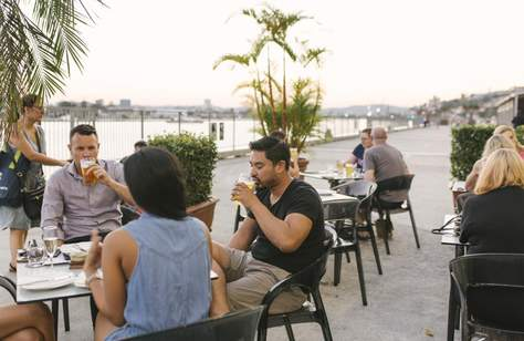Where to Eat Outside in Brisbane When You Need Some Vitamin D