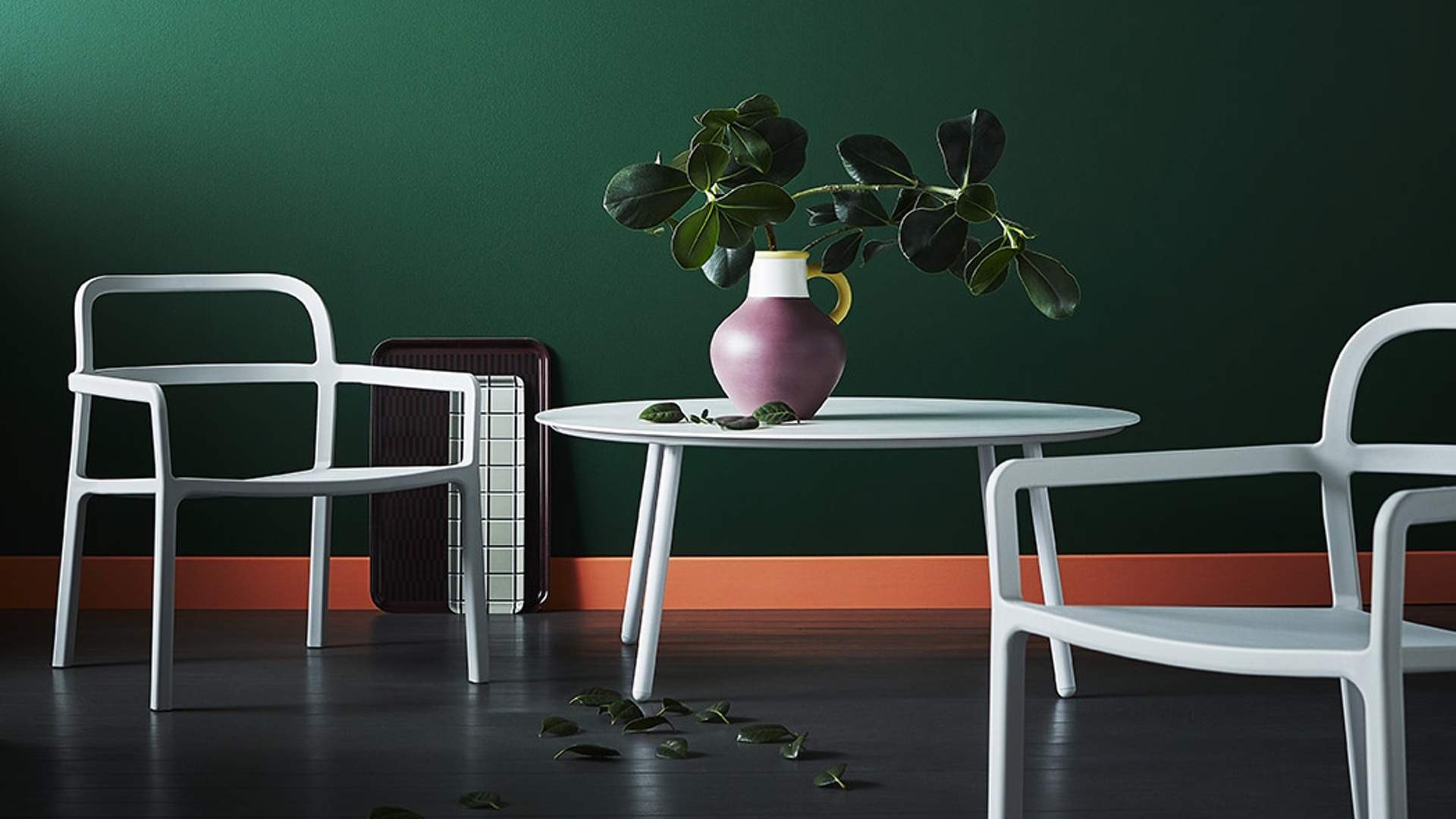 IKEA Launches New Non-Disposable Furniture Collection with Danish Designers HAY