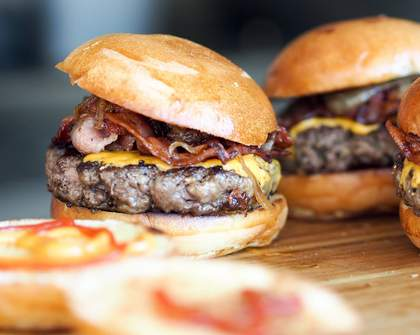 All You Can Eat Burgers at Dirty Little Secret