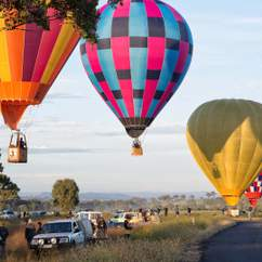 Canowindra International Balloon Challenge 2019