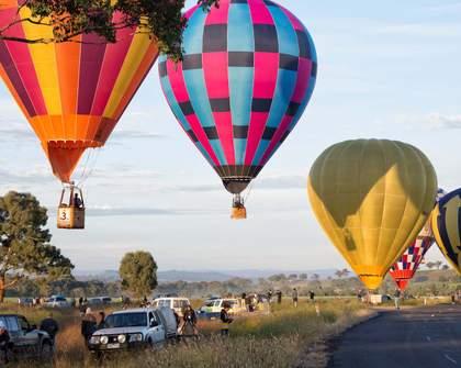 Canowindra International Balloon Challenge 2019