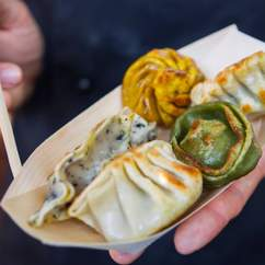 Hands On Dumplings