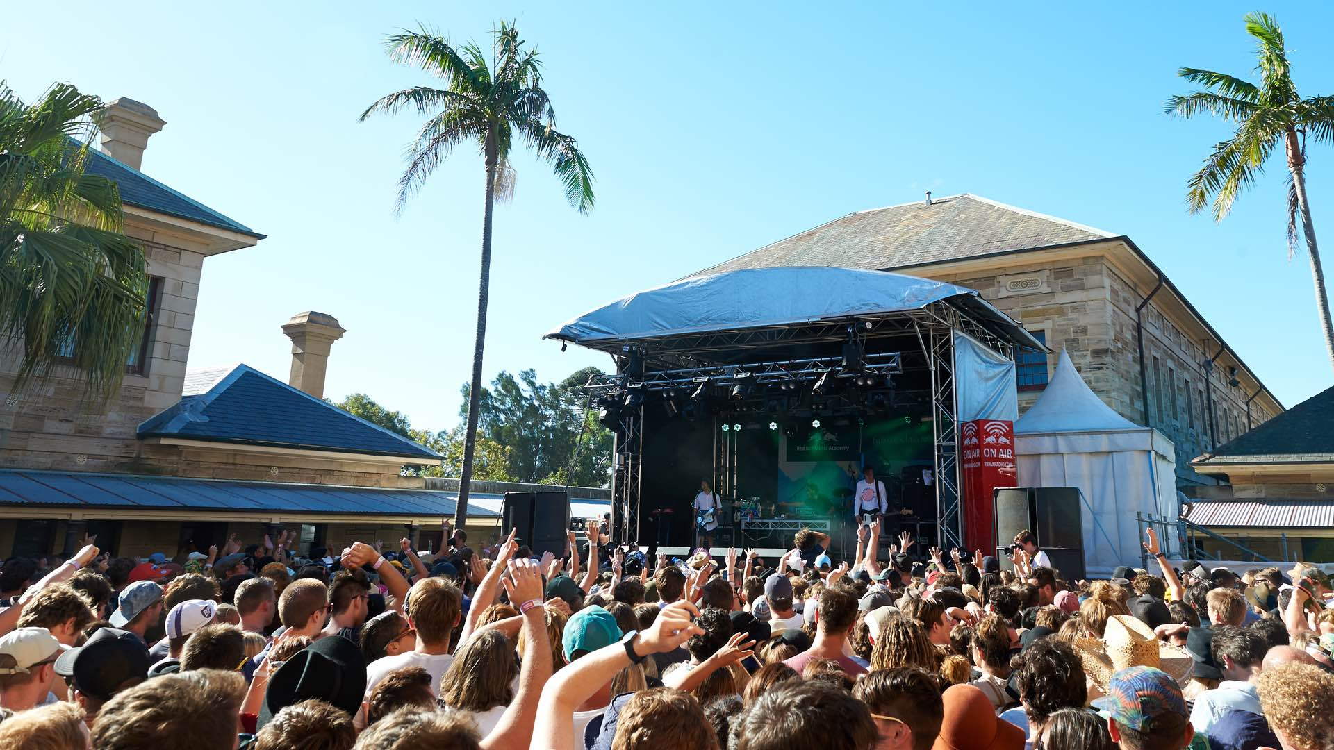 Sydney's Laneway Festival Will Move to a New Inner City Location Next Year