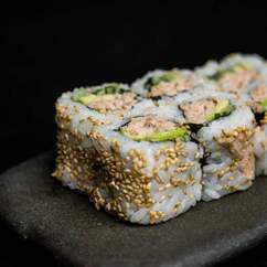 All-You-Can-Eat Sushi Tuesdays