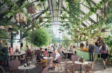 Construction on Melbourne's 2000-Square-Metre Urban Rooftop Farm Has Begun