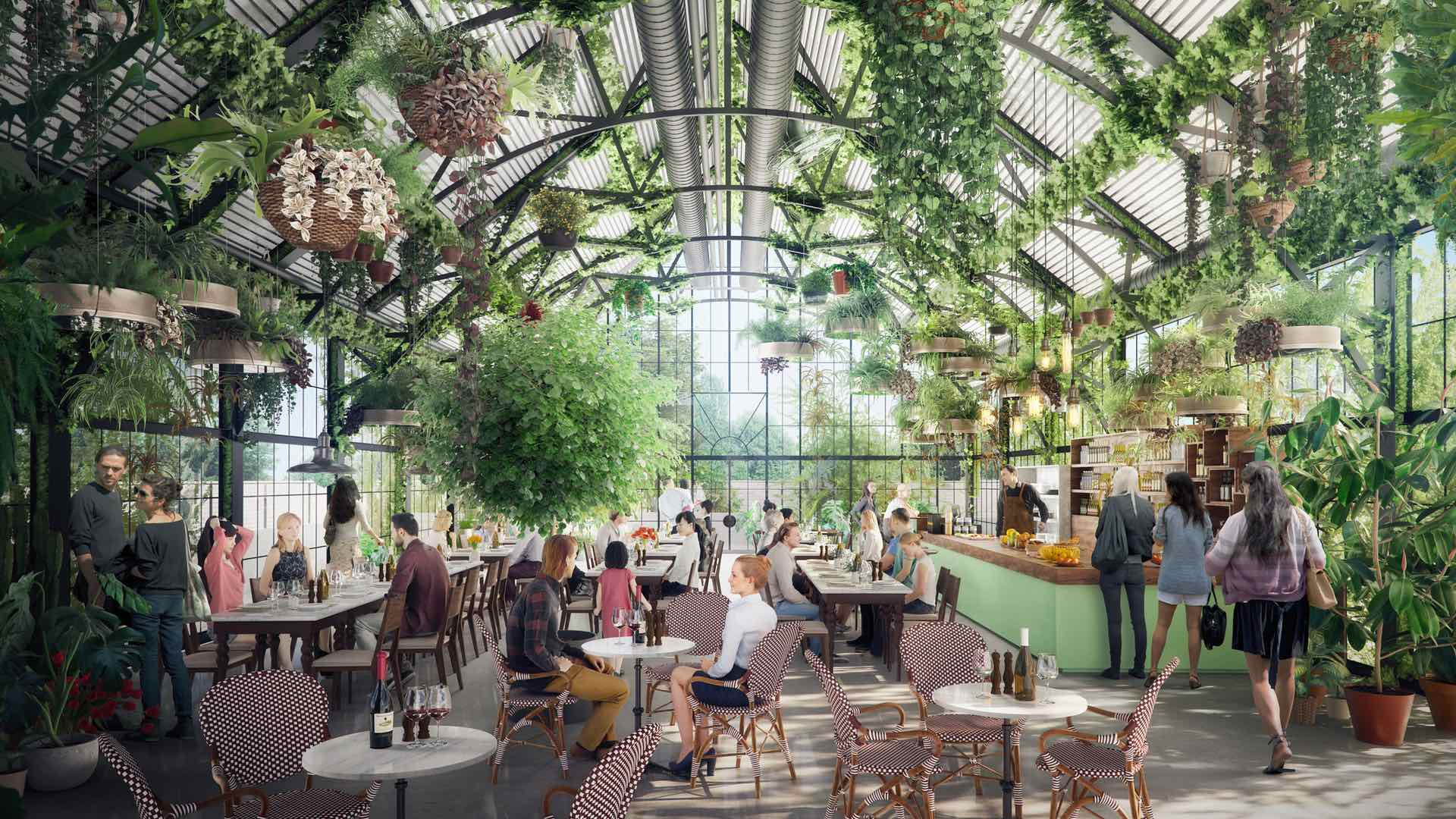 Melbourne Might Soon Be Home to the World's Most Sustainable Shopping Centre