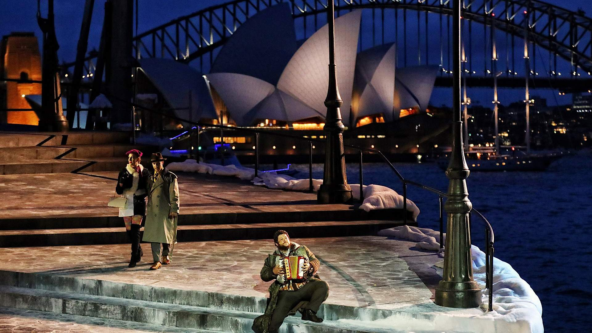 You Can See La Boheme on Sydney Harbour This Weekend for Just $45