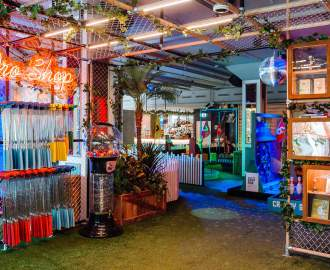 Australia's Insane Mini-Golf Bar Holey Moley Is Coming to Auckland