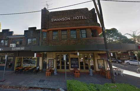 Erskineville's Swanson Hotel May Be Getting a New Lease on Life
