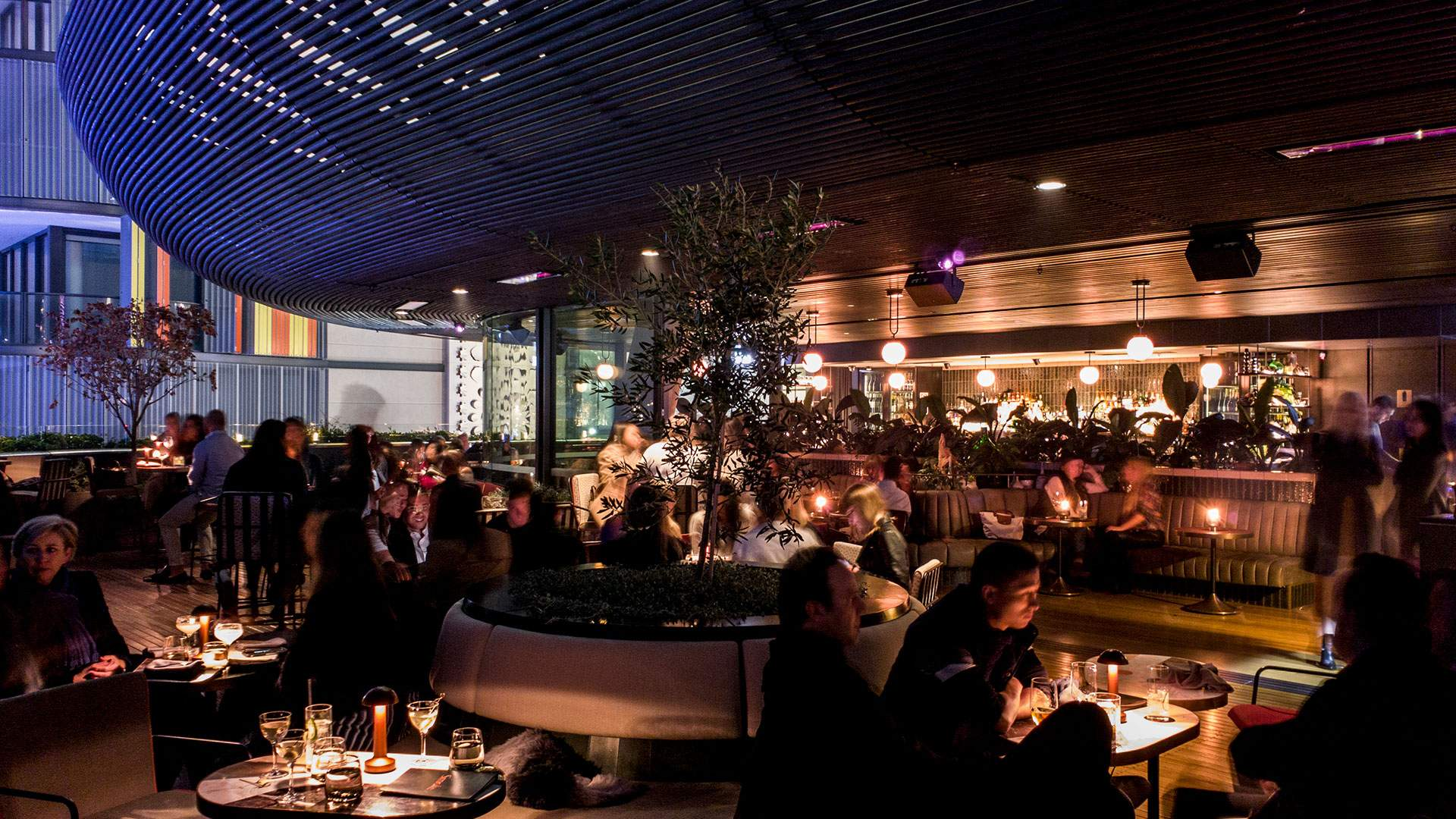 Five Bars with the Best Views of Sydney's Vivid