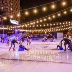 Skating At Sydney Festival 2019