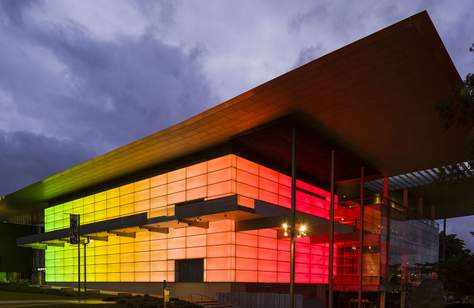 Brisbane's GOMA Is Now Home to a Major New James Turrell Light Installation