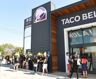 Taco Bell Is Opening Its First Two NSW Stores This Spring