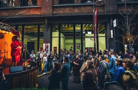Sydney Fringe Festival 2019