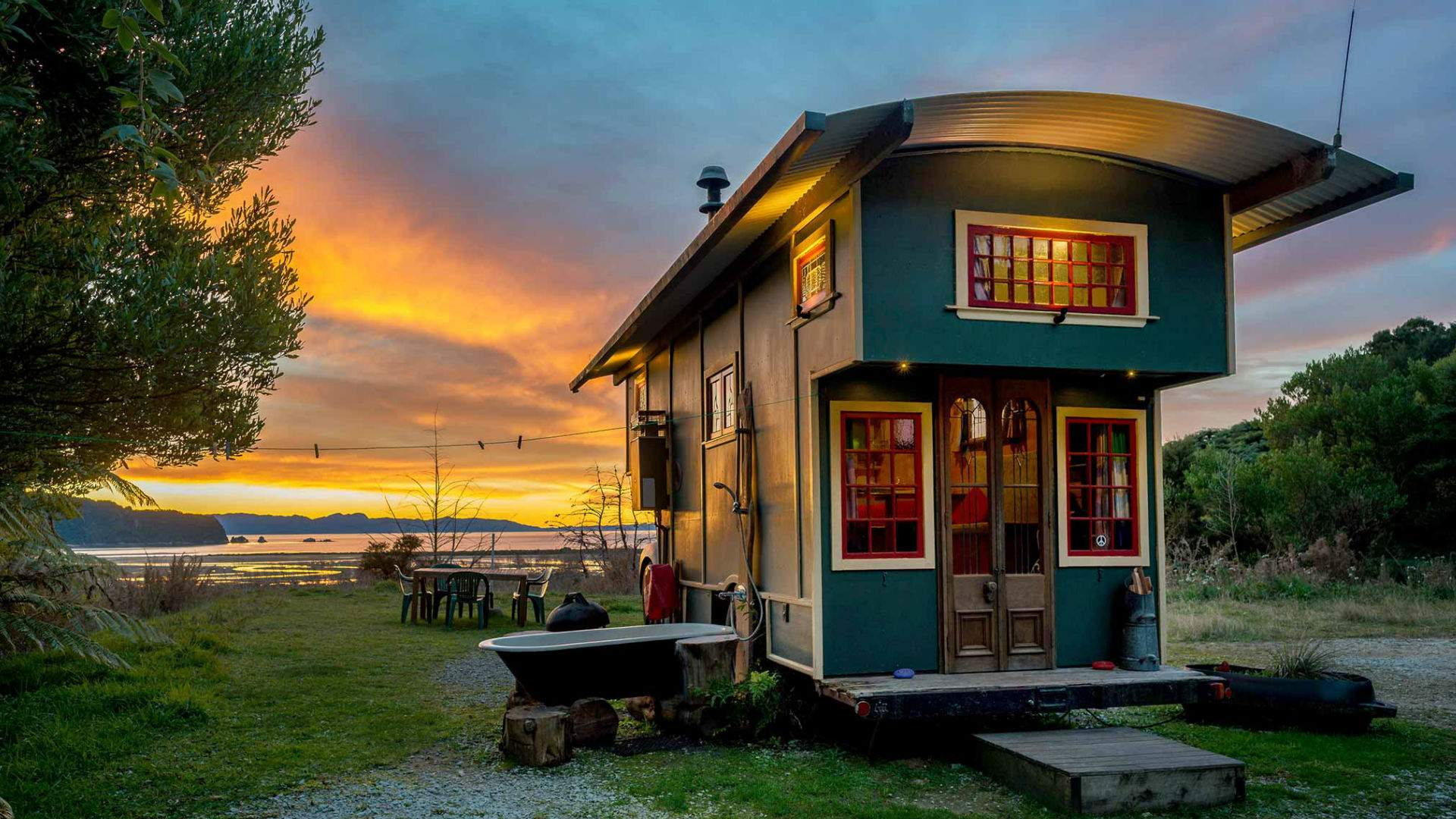 Five Places to Stay in the South Island that Don't Involve Camping