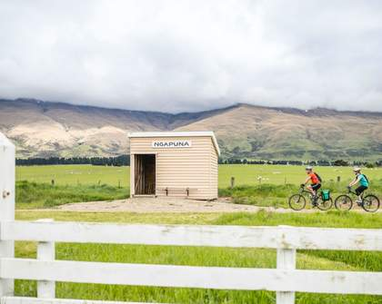 Five Scenic Cycling Trails to Hit on the South Island