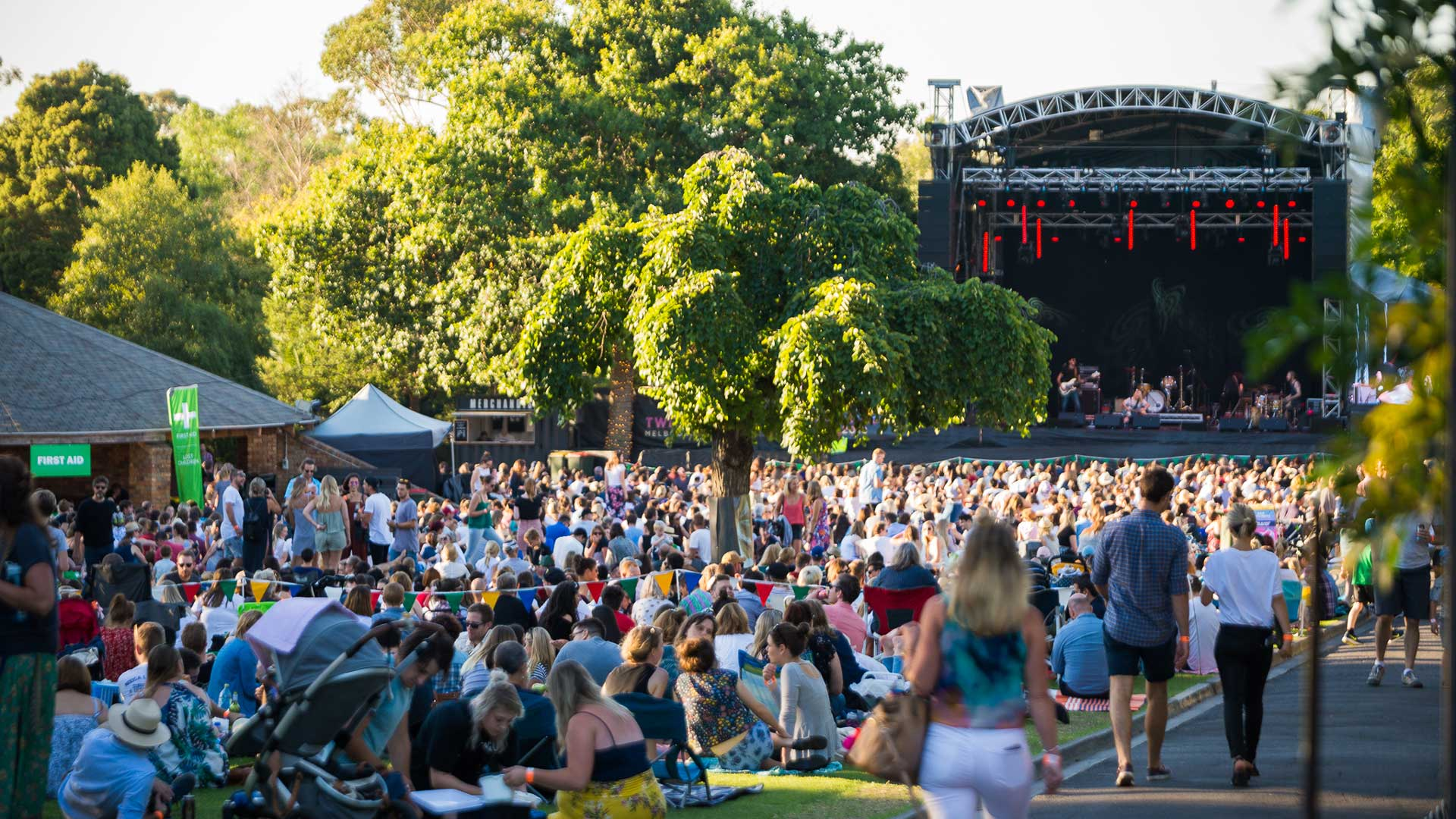 Melbourne Zoo Twilights Announce 2019 Dates and First Headliner
