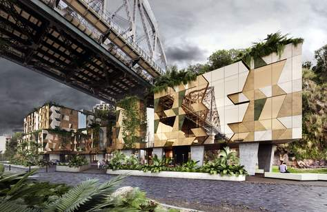 Brisbane's New Riverside Art Series Hotel Is Inspired By Famed Aussie Painter Vincent Fantauzzo