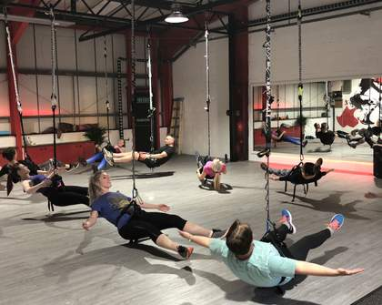 Bungee Fitness Is New Zealand's Latest Exercise Trend